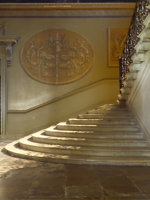 King's Staircase, Hampton Court Palace, London
