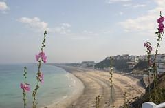 Beach Donville, France