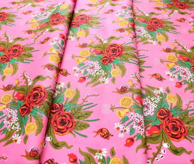 Windham Fabrics Heather Ross 20th Anniversary 42205A-1 Wild Flowers