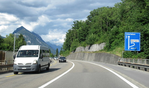 A8 Lattigen - Interlaken 17 | by European Roads
