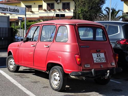 1991 Renault 4 TL