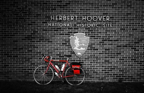 Herbert Hoover National Historic Site (BW)