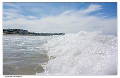 Beach near Granville, France
