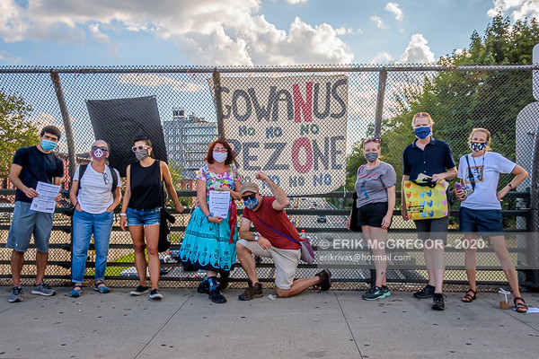 Residents oppose proposed Gowanus rezoning