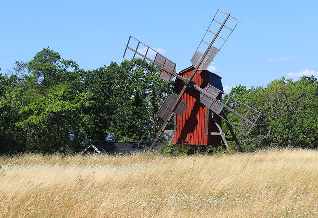 Mill in Öland