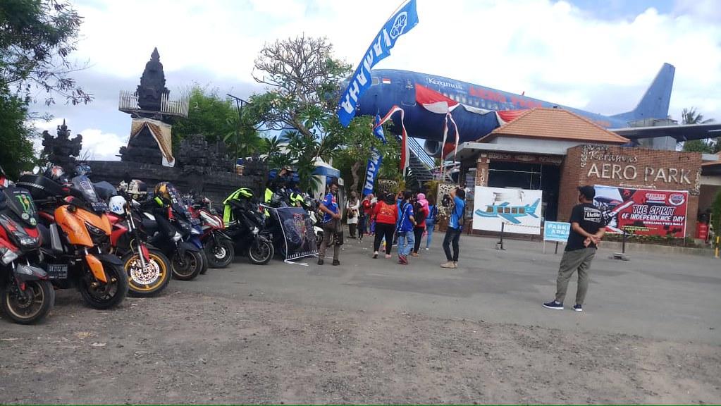 Touring Merdeka YRFI Bali