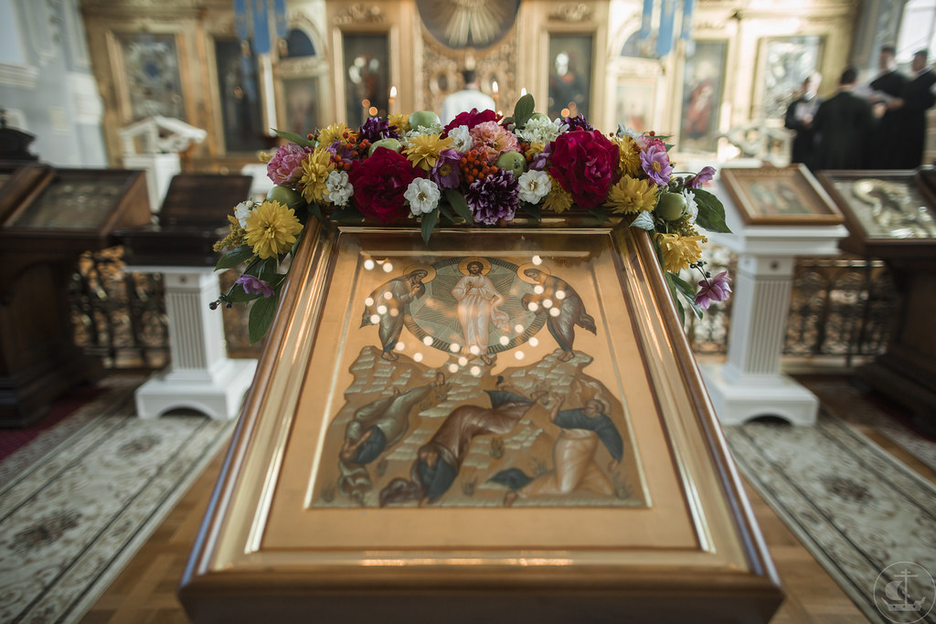 19 августа 2020, Преображение Господне/ 19 August 2020, Transfiguration of the Lord
