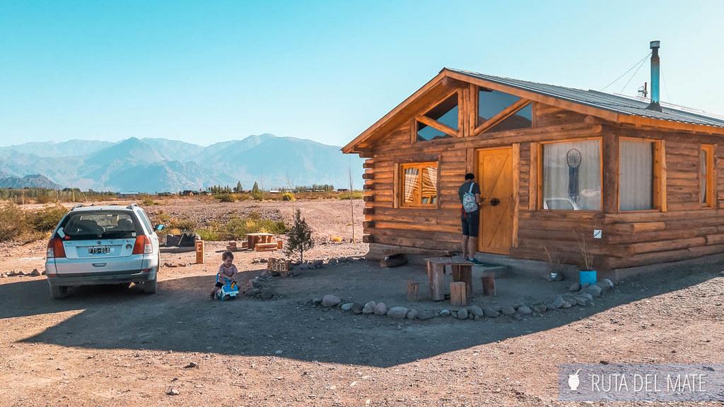 Alojamiento en Uspallata, Mendoza