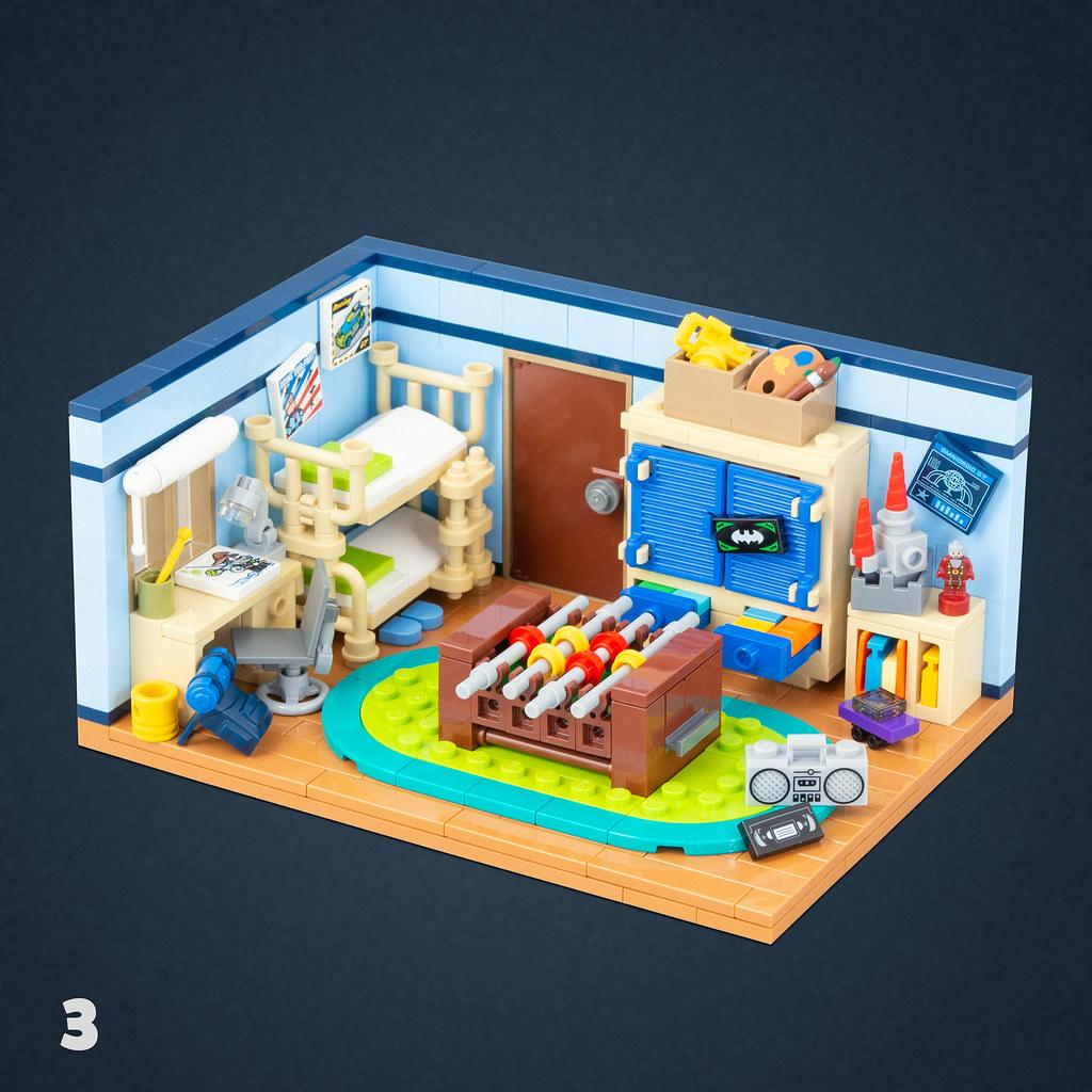 03 - Kids' room
