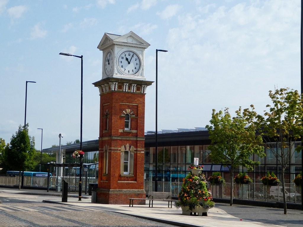 Altrincham MetroLink Station