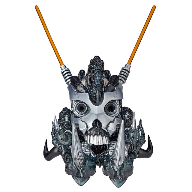 "海洋堂『ASSEMBLEBORG NEXUS』AB029EX SKULL SPARTAN ""Shadows from Outer Space"" 詭譎魅力新色登場!"