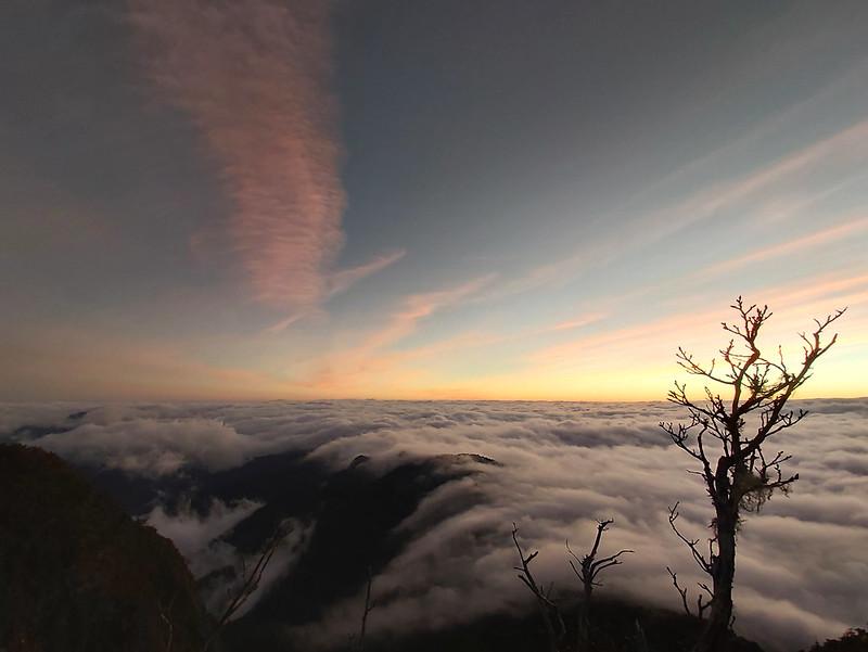 Smangus-sea of clouds