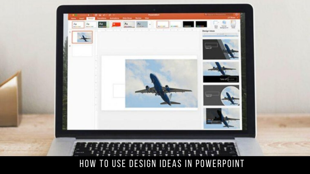 How to Use Design Ideas in PowerPoint