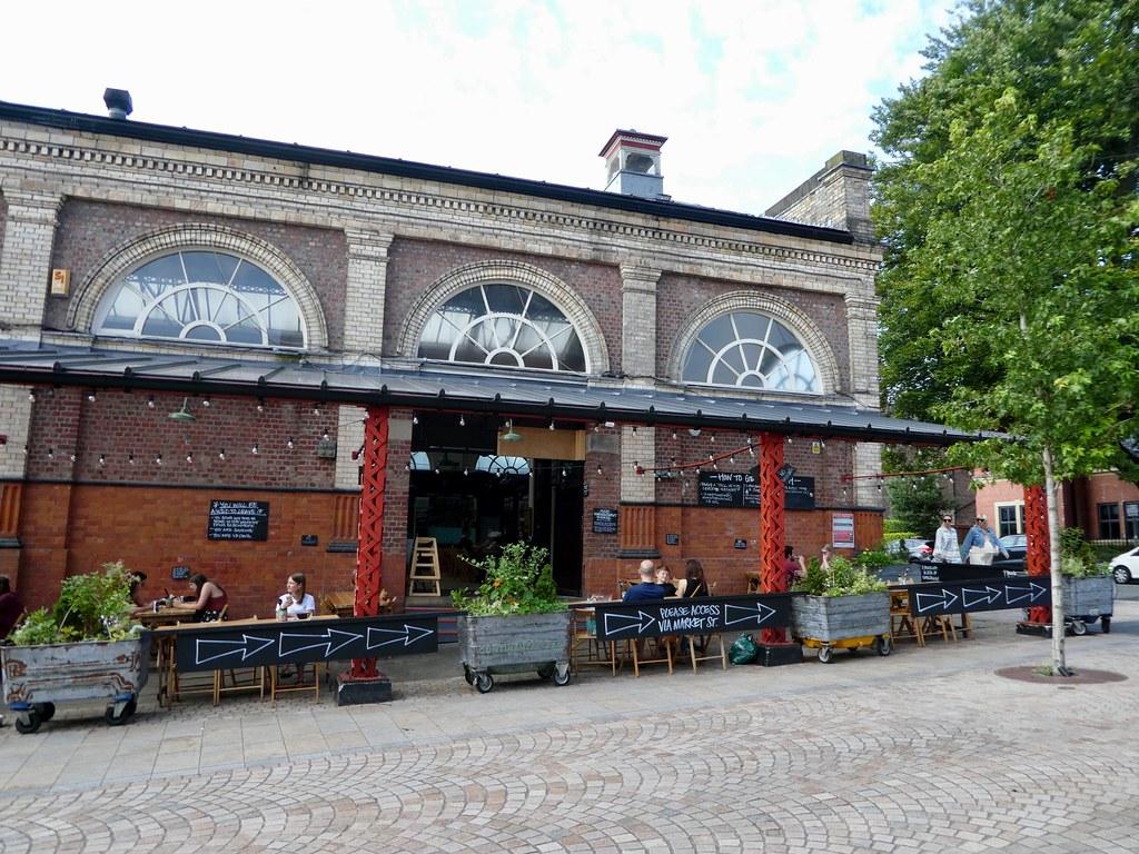 Altrincham Market Hall