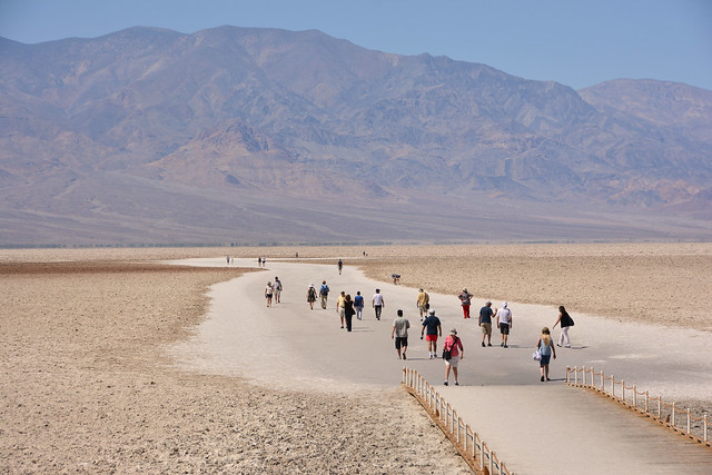 Badwater, Death Valley (Explored)