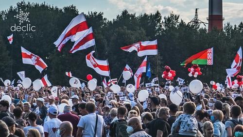 UE, fii solidară cu Belarus!