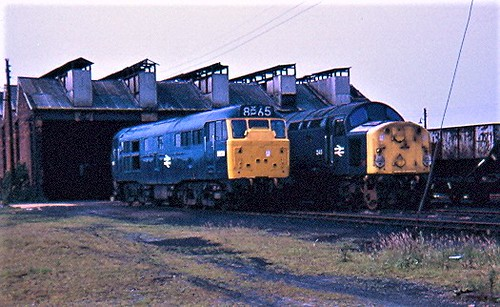 D5859 and D240 by Andy Sutton