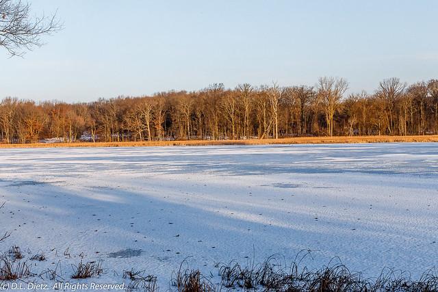Wildwing Lake #2 - 2020-02-22. [Explored - 2020-08-20]