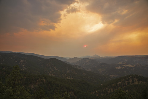 smoke forestfire bouldercanyon colorado earthnaturelife wondersofnature