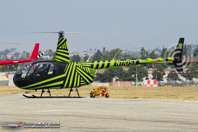 Skyryse Robinson R44 II N110SX