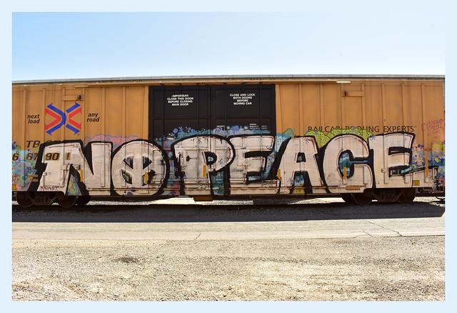 No TTX No Peace