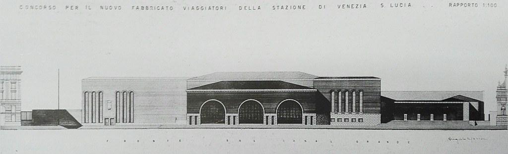 stazione Venezia Santa Lucia - Mazzoni