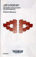 Huberto Marraud, Es lógica