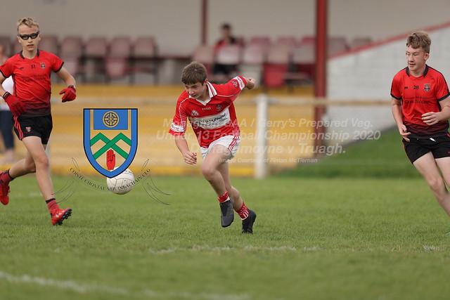 Donaghmoyne v Truagh - Under 13 Championship 2020