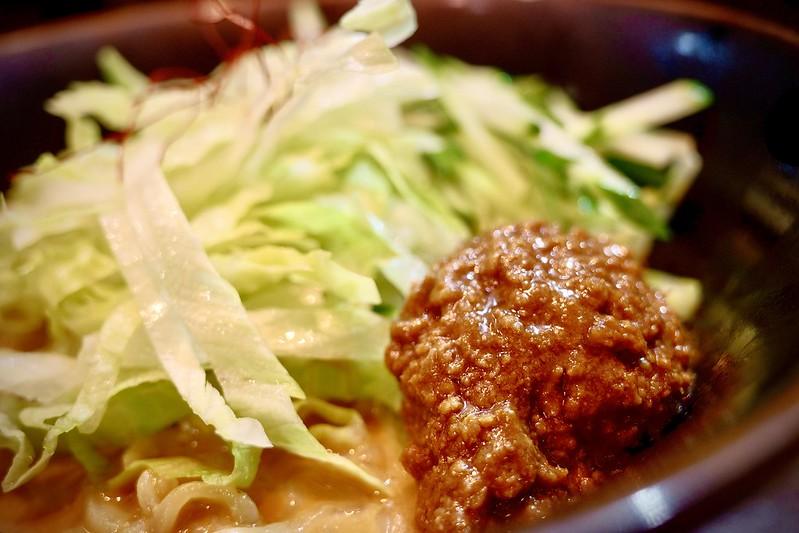 Chilled dandan noodle冷やし担々麺のベンチマーク 陳麻家 千葉C-one店