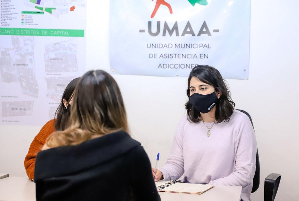 2020-08-19 UMMA (Unidad Municipal de Asistencia en Adicciones)