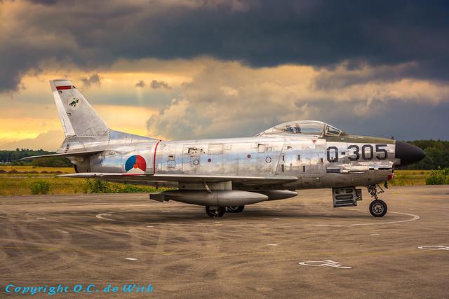 F-86K Soesterberg -1