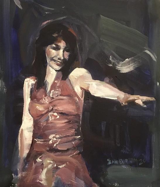Performer portrait Kate Bush