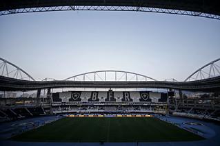 Botafogo x Atlético - MG - 19/08/2020