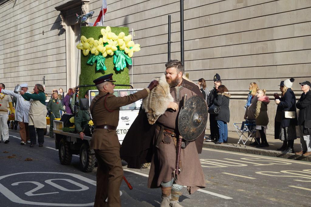 Парад Лорда-мэра Лондона