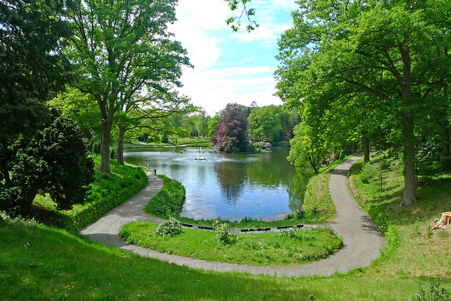 Nederland - Apeldoorn, Park Berg & Bos