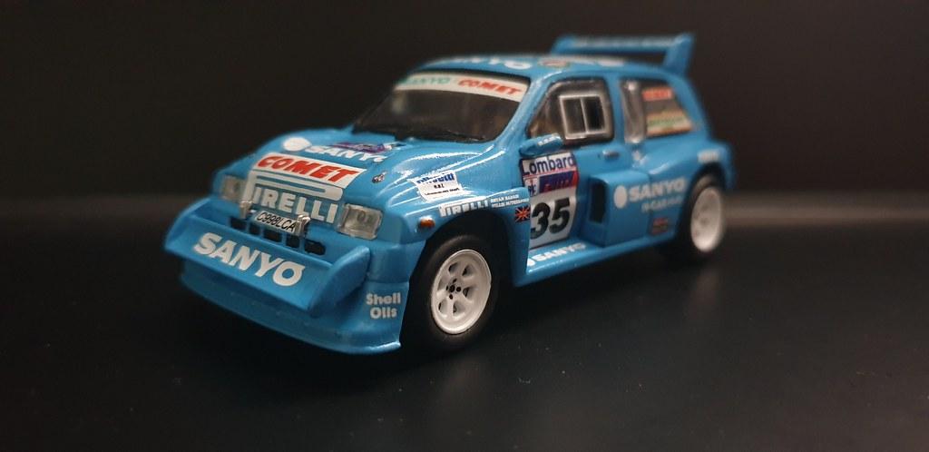 RAC Rally 1986 1/43 50245530317_db009eaf4e_b