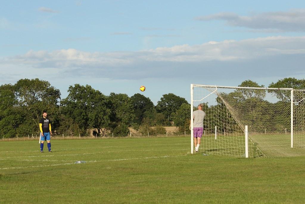 Great Horwood v Buckingham United reserves PSF