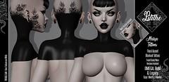 Lilithe'// Maliya Tattoos @ The Warehouse Sale