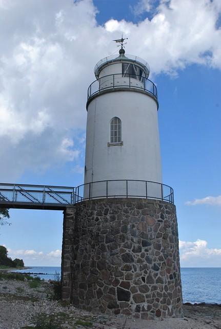Taksensand Lighthouse - Denmark