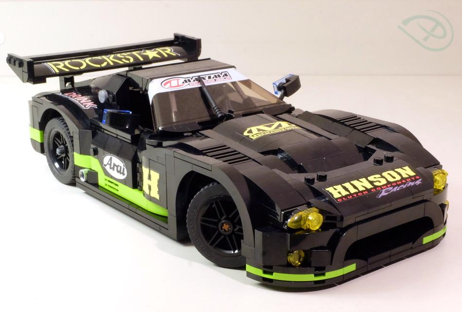 LEGO Barracuda GT-3