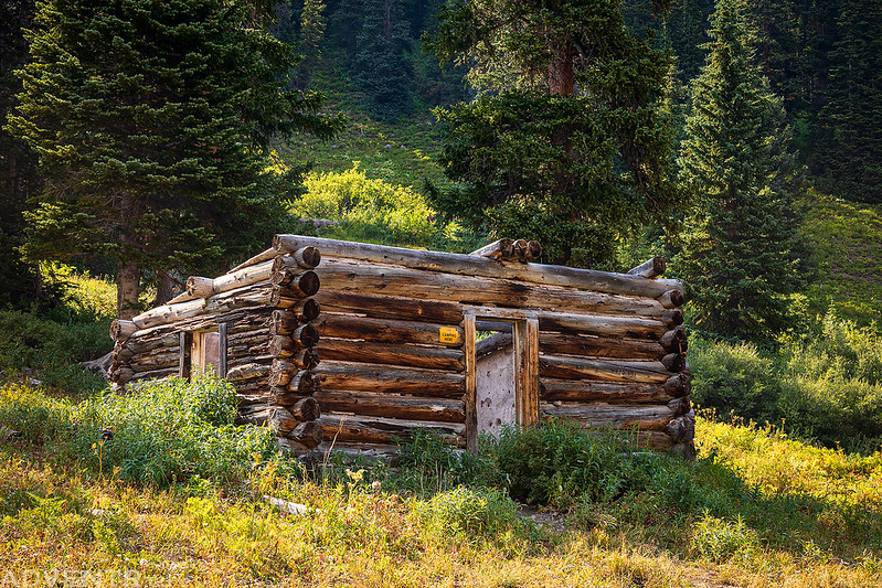 Old Ranger Cabin