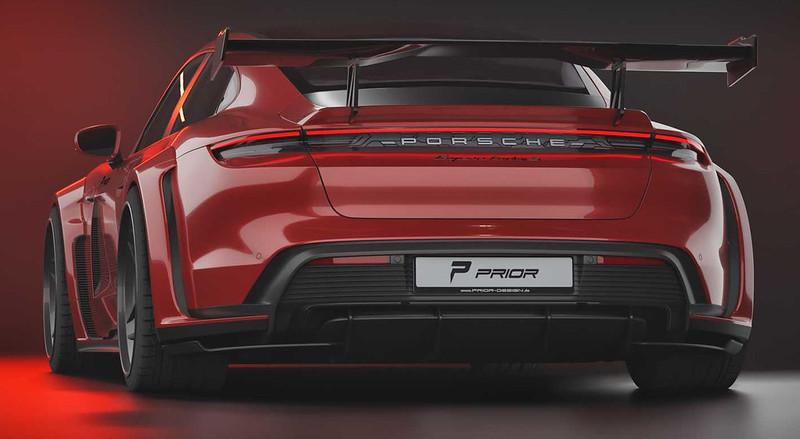 porsche-taycan-turbo-s-by-prior-design-rear