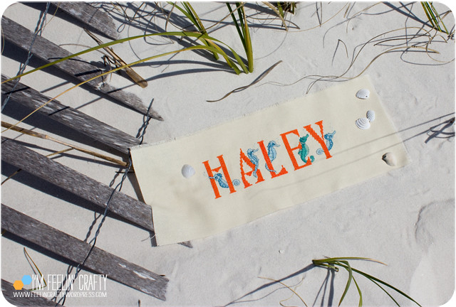 HaleyPillow-Beach1-ImFeelinCrafty
