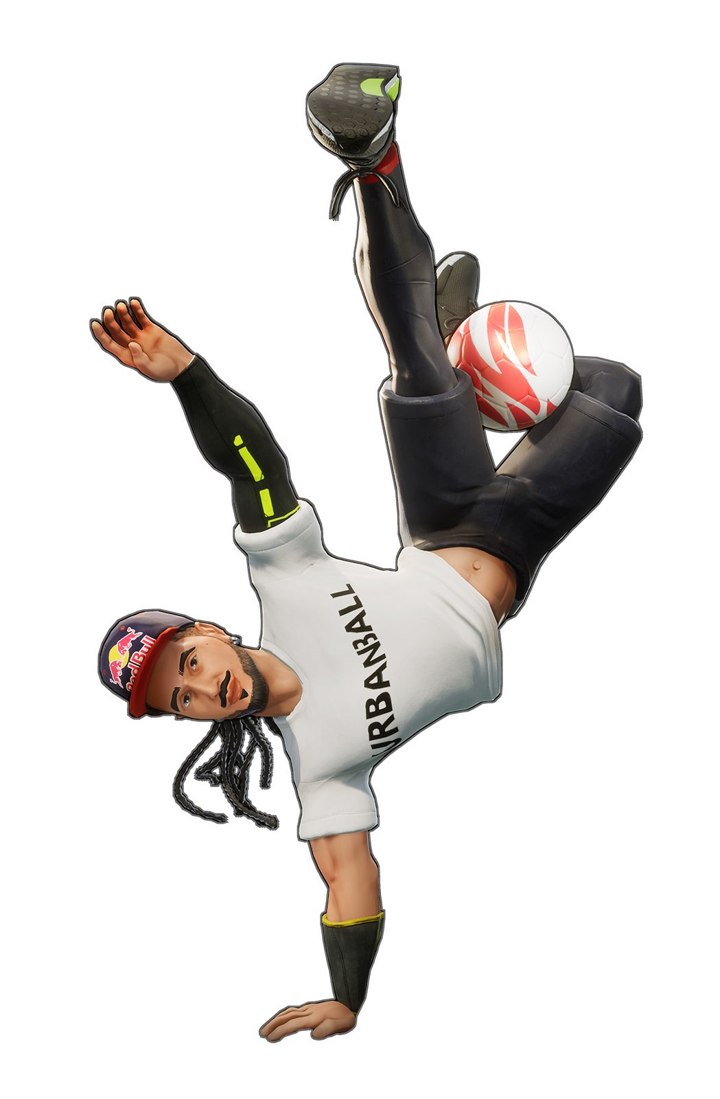 Street Power Soccer (Street Power Football)