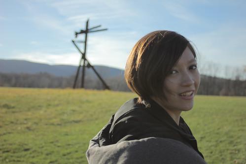 『甲子園:フィールド・オブ・ドリームス』山﨑エマ監督 ©Cineric Creative/NHK/NHK Enterprises