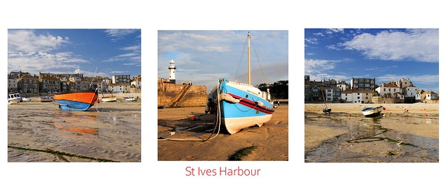 Then down to the harbour..