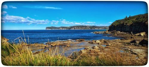 terrigal terrigalheadland terrigallookout avoca avocabeach northavoca beach rockplatform coast coastal ocean