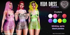 !13ACT - Aida dress