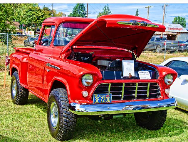 56 Chevy 4X4