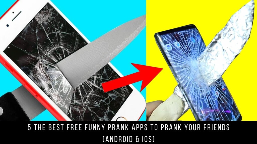 5 The Best Free Funny Prank Apps To Prank Your Friends (Android & iOS)